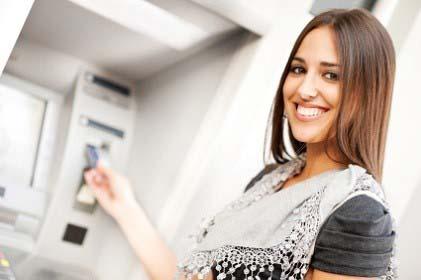 Poplatky za výběr z bankomatu